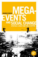 Mega-events and social change