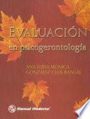 Evaluación en psicogerontología