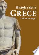 illustration du livre Histoire de la Grèce