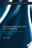The Secret Anglo French War in the Middle East
