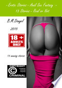 ANAL SEX FANTASY ~ 13 STORIES REAL OR NOT