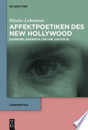 Affektpoetiken des New Hollywood