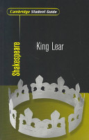 Cambridge Student Guide to King Lear