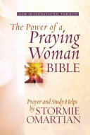 The Power of a Praying Woman Bible NIV