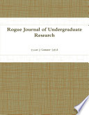 Rogue Journal Of Undergraduate Research Issue 2
