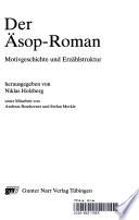 Der Äsop-Roman