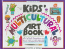 The Kids  Multicultural Art Book