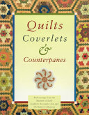 Quilts  Coverlets   Counterpanes