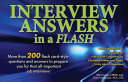 Interview Answers in a Flash