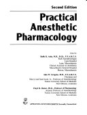 Practical Anesthetic Pharmacology