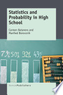 Statistics and Probability in High School