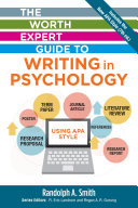 The Worth Expert Guide To Writing In Psychology