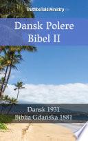 Dansk Polsk Bibel II