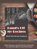 Hand S Off My Recipes