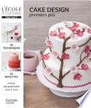 illustration du livre Cake design pour débutant