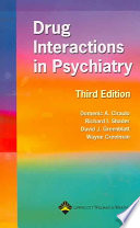Drug Interactions in Psychiatry