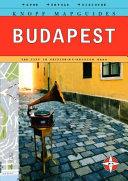 Knopf Mapguide Budapest