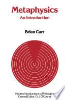 Metaphysics  An Introduction
