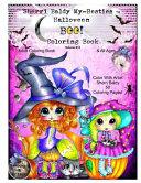 Sherri Baldy My Besties TM Halloween Coloring Book Boo
