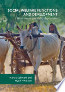 Social Welfare Functions and Development