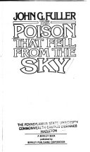 The poison that fell from the sky