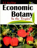 Economic Botany In the Tropics Diploma Degree And Post Graduation In