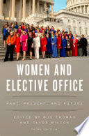 Women and Elective Office