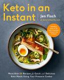 Unti Keto Instant Pot Cookbook