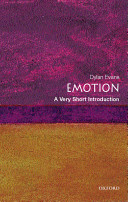 . Emotion: A Very Short Introduction .