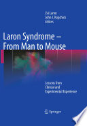 Laron Syndrome   From Man to Mouse