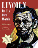 Book Lincoln in His Own Words