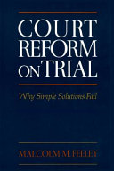 Court Reform on Trial