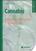 Cannabis  Propriet   terapeutiche e altri utilizzi