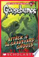 Classic Goosebumps 31 Attack Of The Graveyard Ghouls