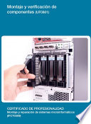 UF0861   Montaje y verificaci  n de componentes