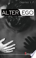 illustration du livre Alter Ego