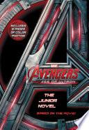 Marvel s Avengers  Age of Ultron  The Junior Novel