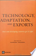Technology  Adaptation  and Exports