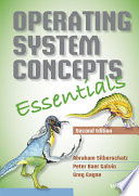 Operating System Concepts Essentials  2nd Edition