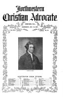 North-western Christian Advocate