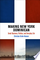 Making New York Dominican Early 1960s With Most Dominicans