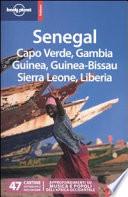 Copertina Libro Senegal, Capo Verde, Gambia, Guinea, Guinea-Bissau, Sierra Leone, Liberia