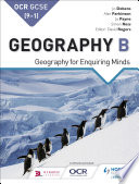 OCR GCSE  9   1  Geography B  Geography for Enquiring Minds
