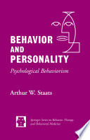 Behavior and Personality