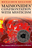 Maimonides  Confrontation with Mysticism