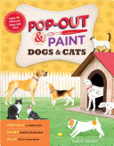 Pop Out and Paint Dogs and Cats