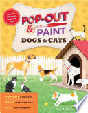 Pop-Out and Paint Dogs and Cats