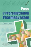 Pass the Preregistration Pharmacy Exam