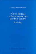 Poetic Realism in Scandinavia and Central Europe  1820 1895