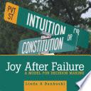 Joy After Failure